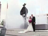 F/X Wedding at Dorothy Chandler Pavillion